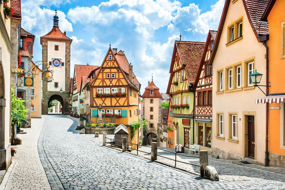 Top 15 thành phố đẹp nhất Châu Âu (P2)
