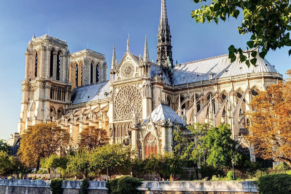Pháp đẹp và lãng mạn như bản tình ca