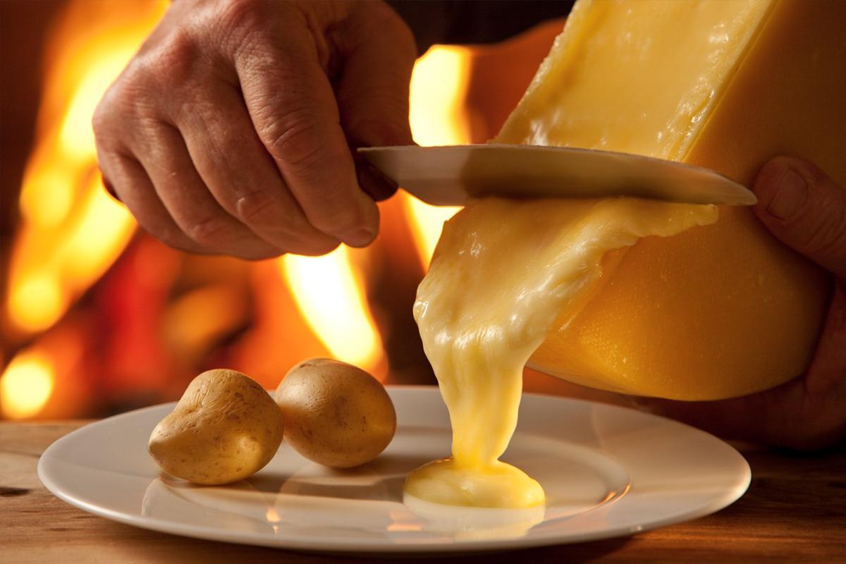 Ngất ngây nét độc đáo ẩm thực Thuỵ Sĩ
