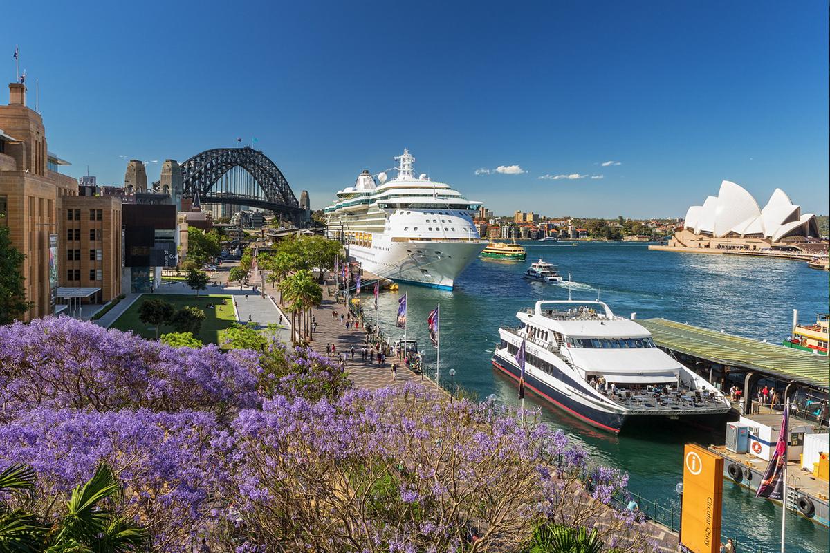 Kinh nghiệm du lịch Úc mùa xuân