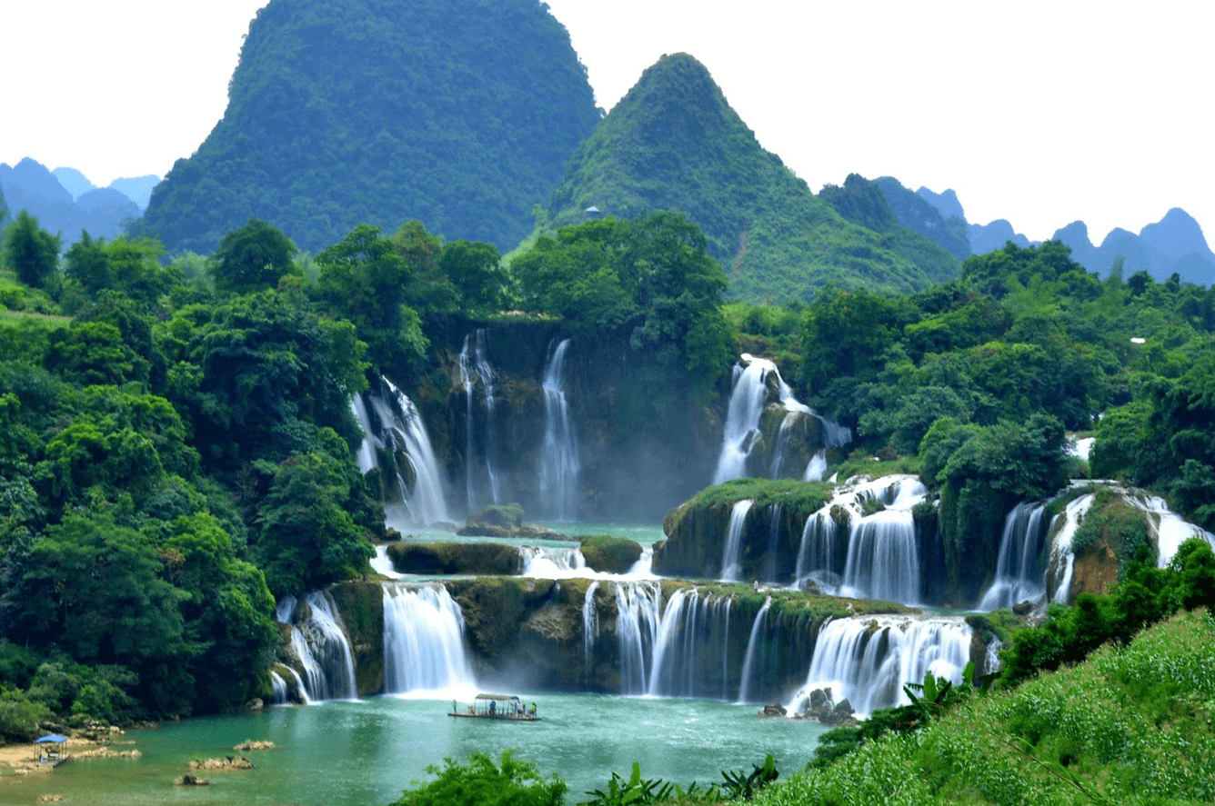 Hồ Ba Bể – Cao Bằng – Thác Bản Giốc