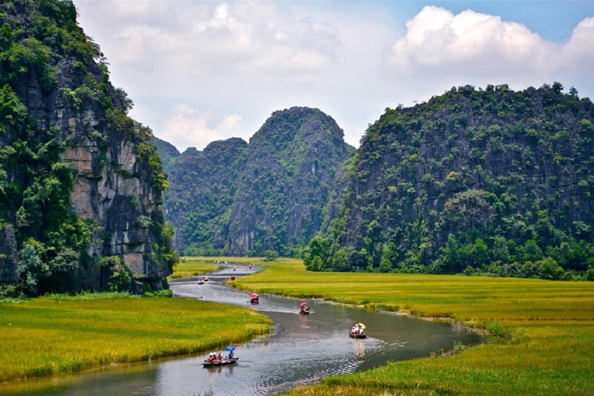 Ninh Bình – Tam Cốc – Thung Nham – Hang Múa – Hoa Lư