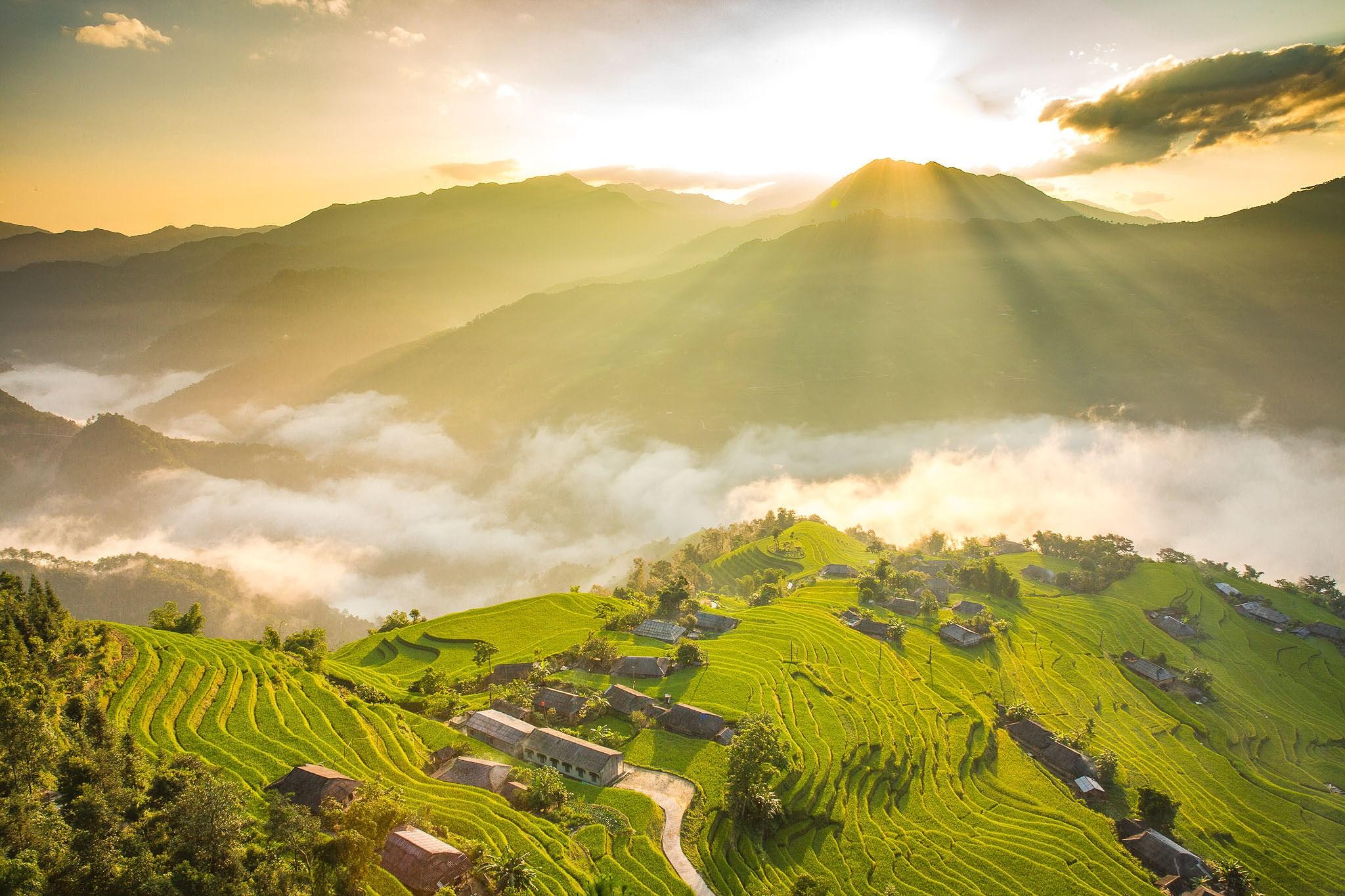 Ha Giang – Hoang Su Phi – Xin Man