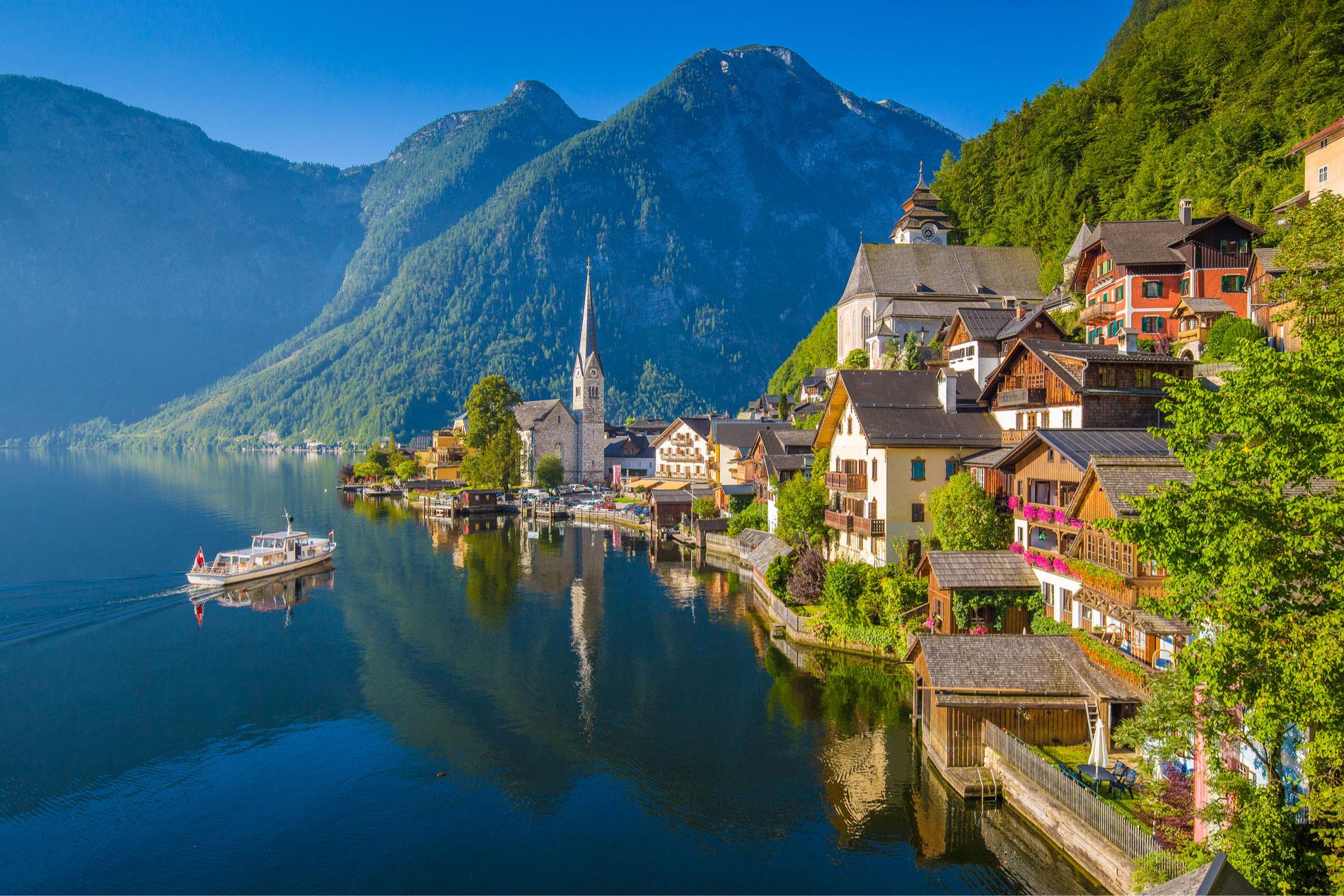 Đức – Pháp – Thụy Sĩ – Áo