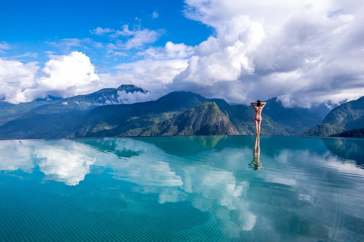 Sapa – Núi Hàm Rồng – Bản Cát Cát – Topas Ecologe