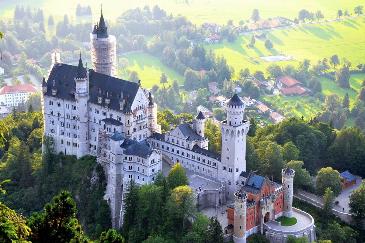 Khám phá vẻ đẹp bình yên đất nước Đức (P2)