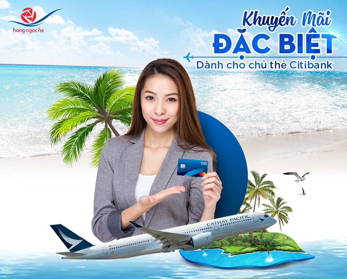 Cathay Pacific special offers for Citibank cardholders