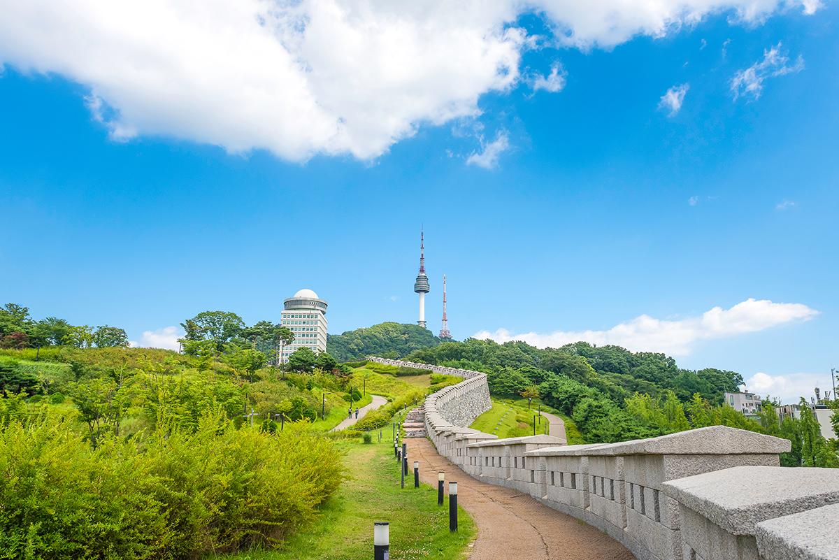 Seoul – công viên giải trí Everland – Đảo Nami khám phá làng Petite France