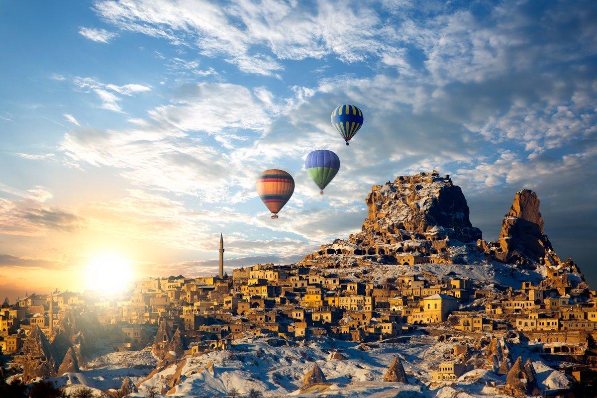 Khám phá Thổ Nhĩ Kỳ – Nơi giao thoa văn hoá Á – Âu