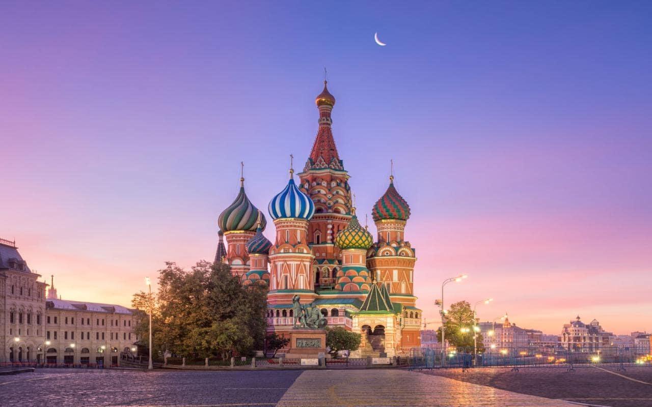 Khám phá nước Nga – vẻ đẹp huyền bí