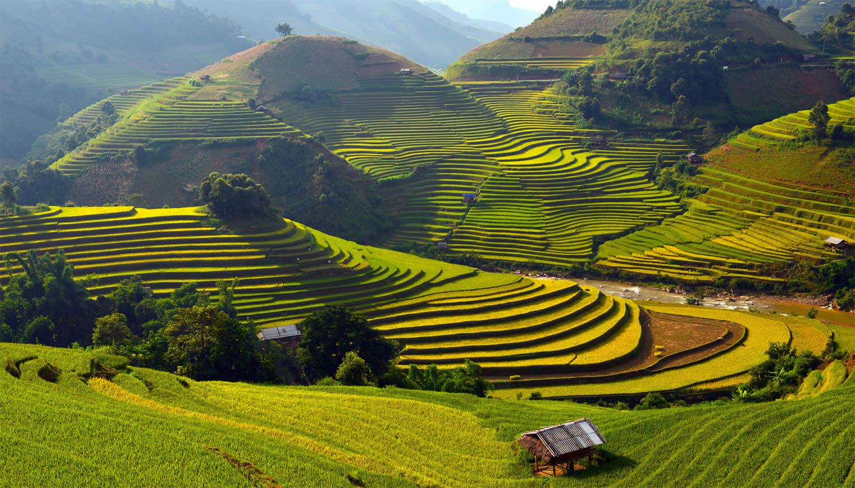 Ngất ngây cảnh đẹp Việt trên trang tin CNN