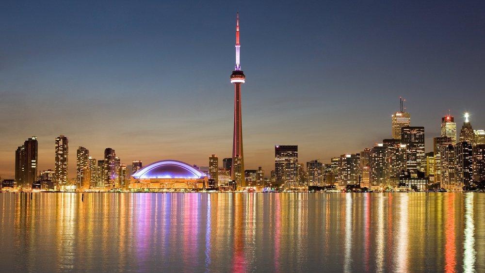 Du lịch Canada - CN Tower