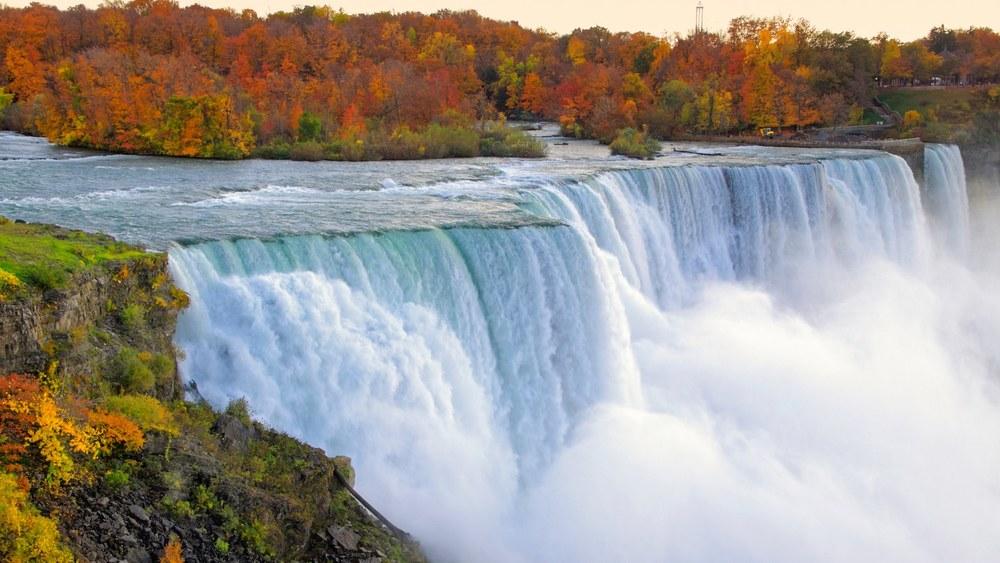 Du lịch Canada - Thác Niagara