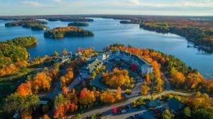 Du lịch Canada - Thousand Islands - Nghìn hòn đảo