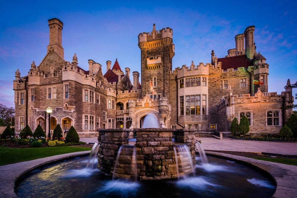 Du lịch Canada - Casa Loma Castle