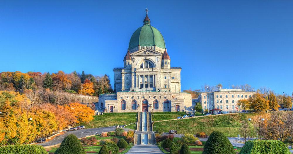 Du lịch Canada - Saint Josephs Oratory