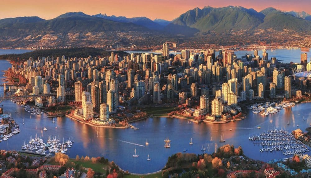 Du lịch Canada - Vancouver