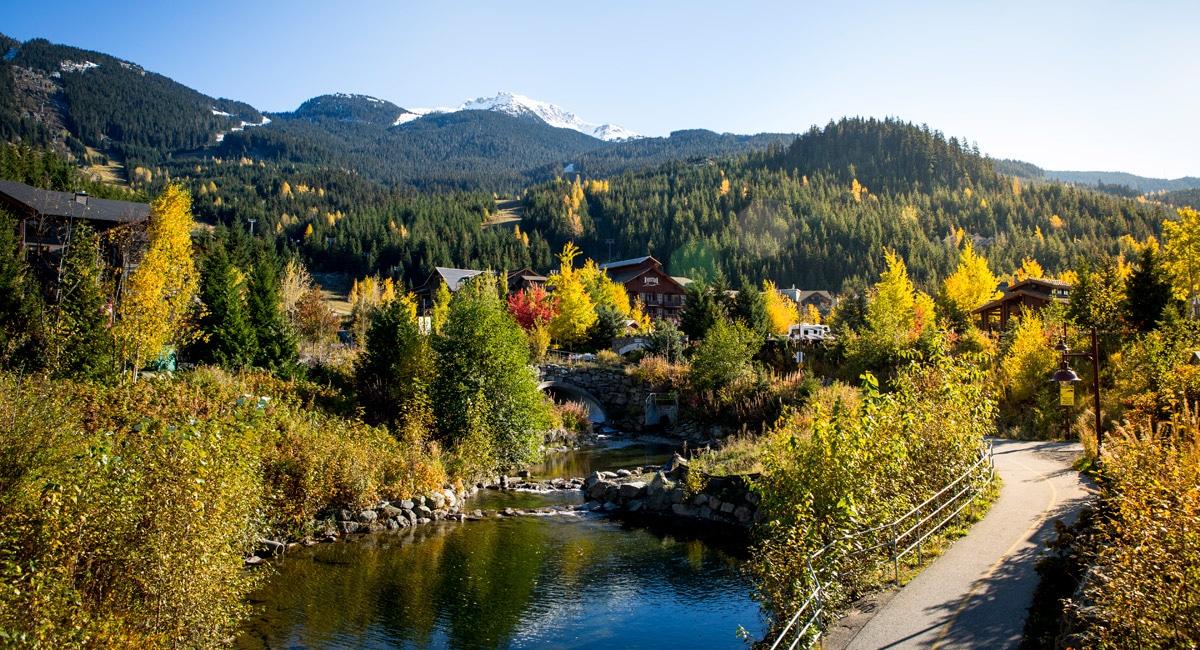Du lịch Canada - Whistler Blackcomb