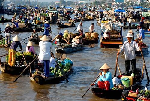 Mekong Delta: Cai Be – Vinh Long – Can Tho