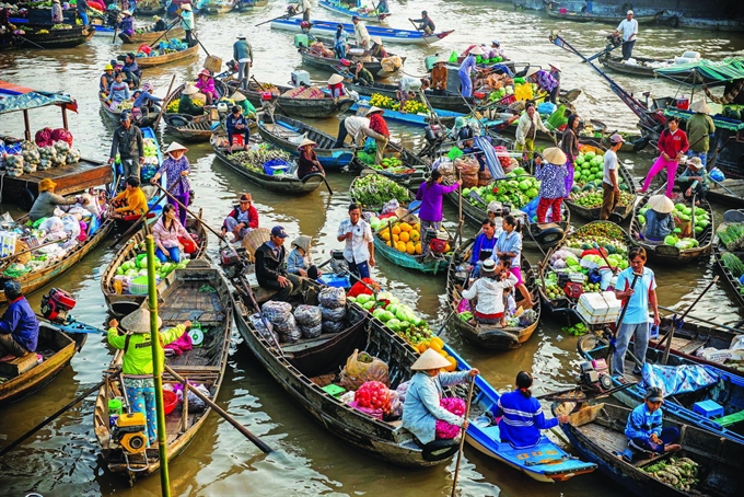 Mekong Delta – Can Tho tour