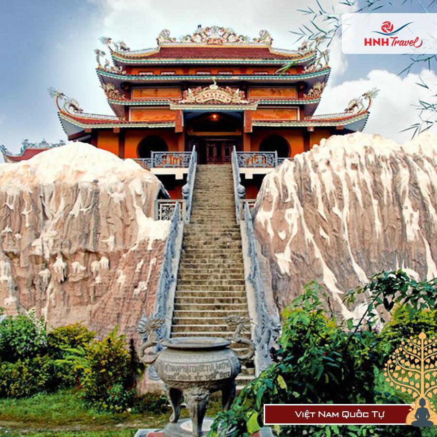 Chùa Việt Nam Phật Quốc Tự