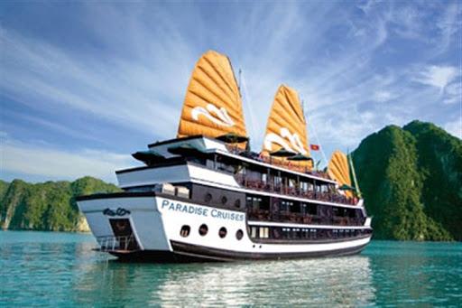 Halong Bay Paradise Explorer Day Tour (Seat in coach)