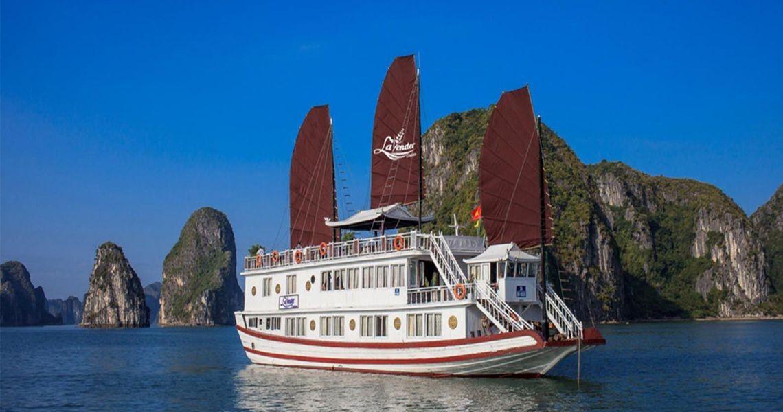 Du lịch Hạ Long: Lavender Cruise