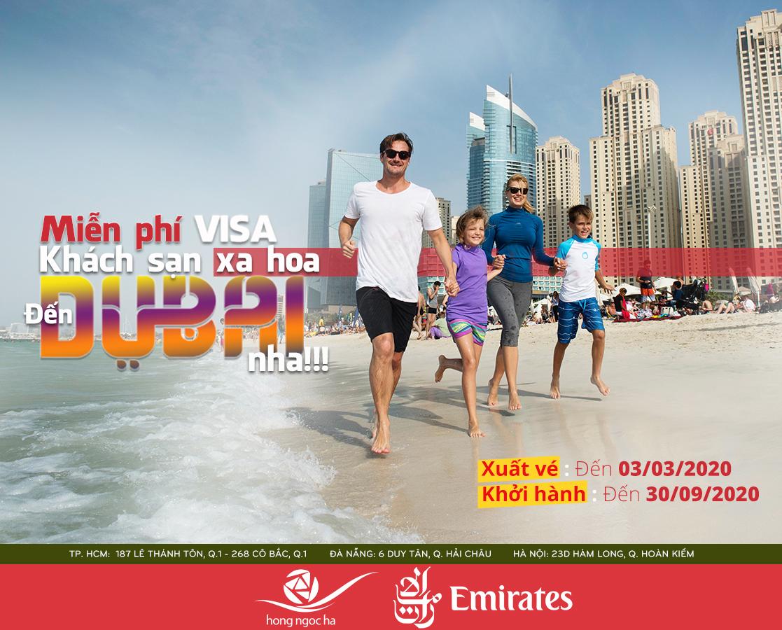 Siêu Ưu Đãi 3 Trong 1 | Emirates