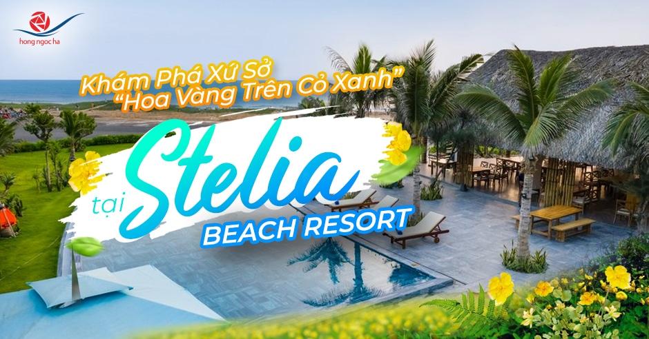 Stelia Beach Resort Tuy Hoà