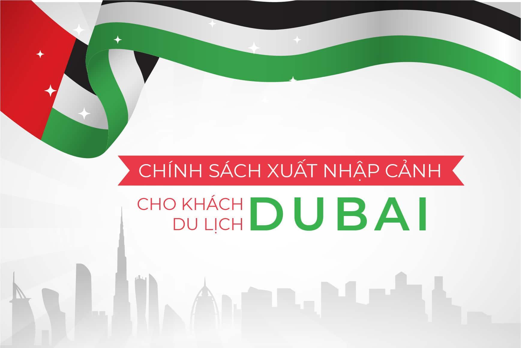 THÔNG TIN NHẬP CẢNH  DUBAI